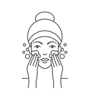 Čiščenje kože