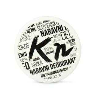 naravni deodorant