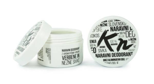 naravna dezodoranta