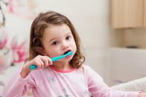 Nega zob pri otrocih